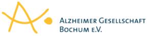 Logo der Alzheimer Gesellschaft Bochum